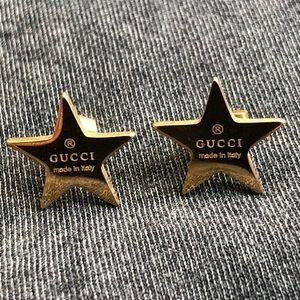 New Gucci Star Earrings NAG961A5